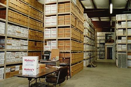 Record-storage