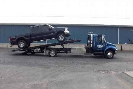 Truck service 008